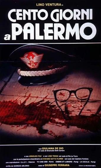 Poster of Cento giorni a Palermo