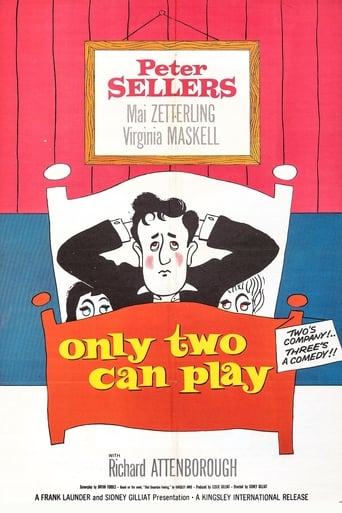 Poster of Only Two Can Play