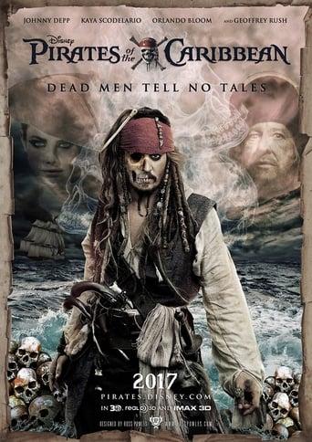 Piratas do Caraíbas - Os Mortos Não Contam Histórias