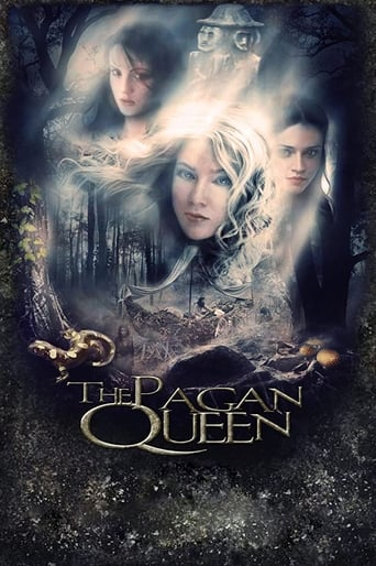 Poster of The Pagan Queen