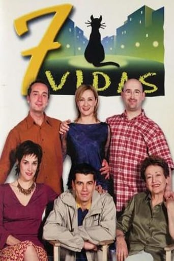 Poster of 7 vidas