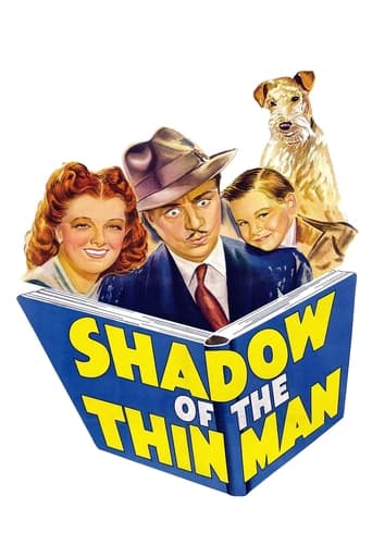 Poster of Shadow of the Thin Man
