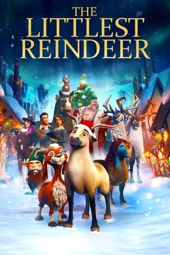 Elliot: The Littlest Reindeer poster