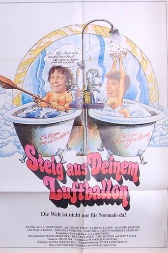 Poster of Steig aus deinem Luftballon