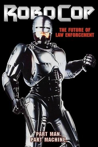 Robocop: The Future of Law Enforcement poster