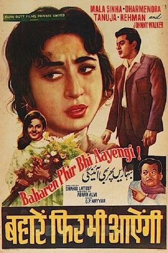 Poster of Baharen Phir Bhi Aayengi