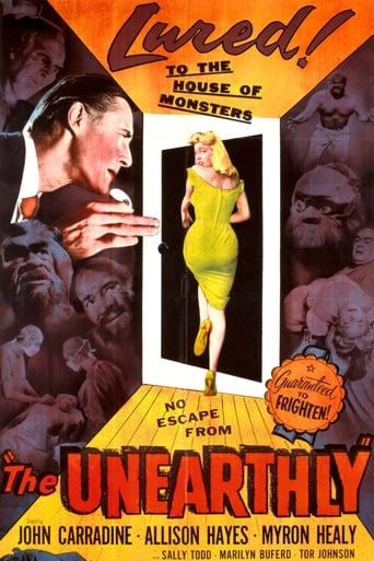 Poster of The Unearthly