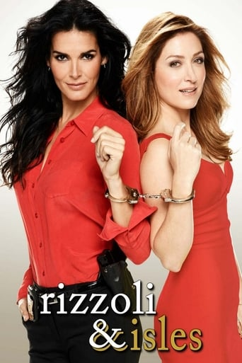 Poster of Rizzoli & Isles