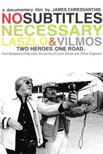 Poster of No Subtitles Necessary: Laszlo & Vilmos