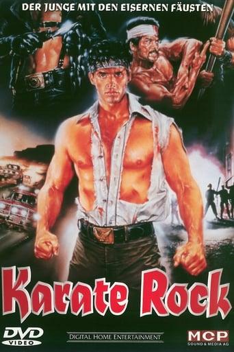 Poster of Karate Rock