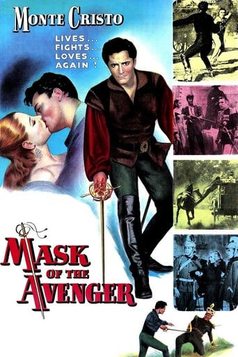 Poster of Mask of the Avenger