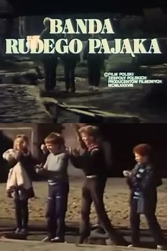 Poster of Banda Rudego Pajaka