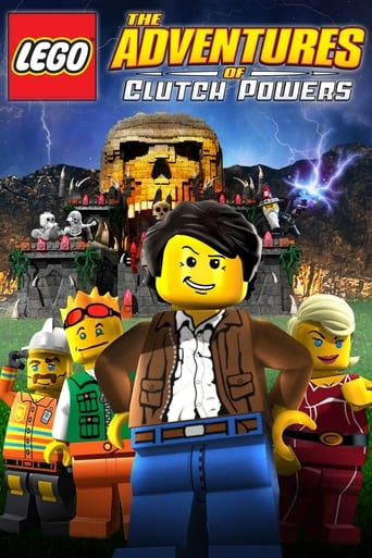 Poster of LEGO: The Adventures of Clutch Powers