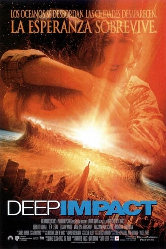 Poster of Deep impact