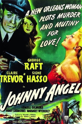 Poster of Johnny Angel