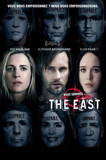 Poster of The East