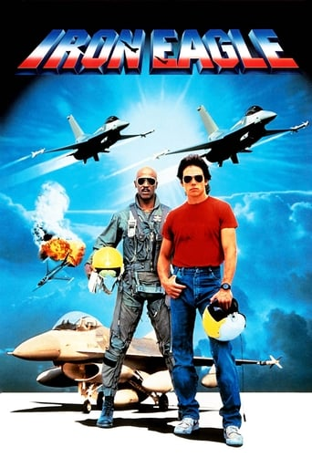 Poster of Iron Eagle