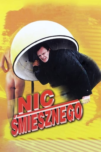 Poster of Nothing Funny