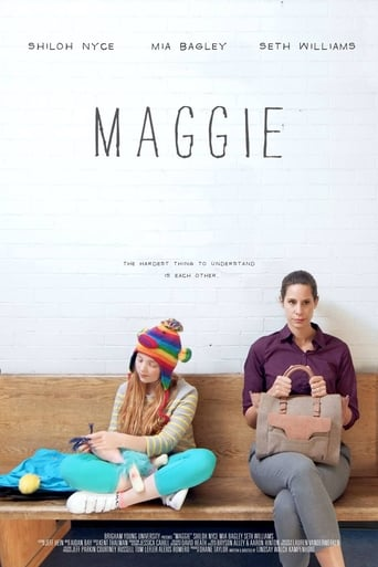 Poster of Maggie