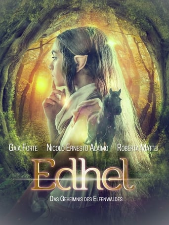 Filmplakat von Edhel - Das Geheimnis des Elfenwaldes