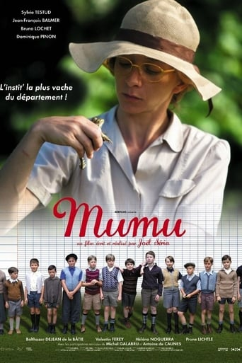 Poster of Mumu