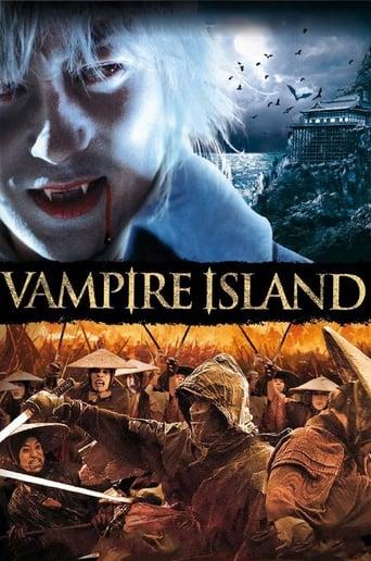 Poster of Vampire Island