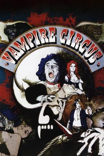 Poster of Vampire Circus