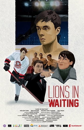 Poster of Lions In Waiting