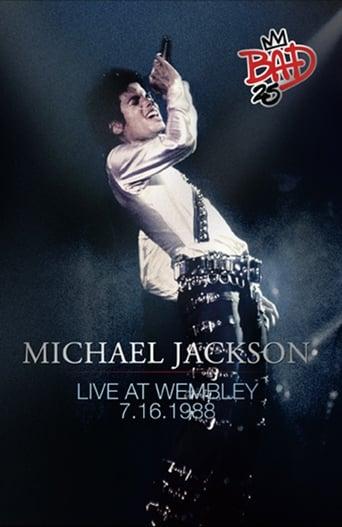 Poster of Michael Jackson: Bad Tour (London, 1988)