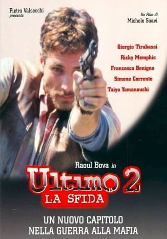 Poster of Ultimo - La Sfida