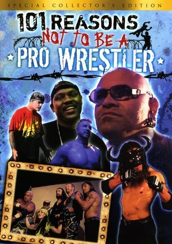 Poster of 101 Reasons Not to Be a Pro Wrestler