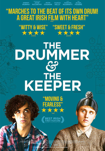 Poster of The Drummer and the Keeper