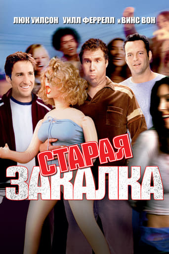 Poster of Старая закалка