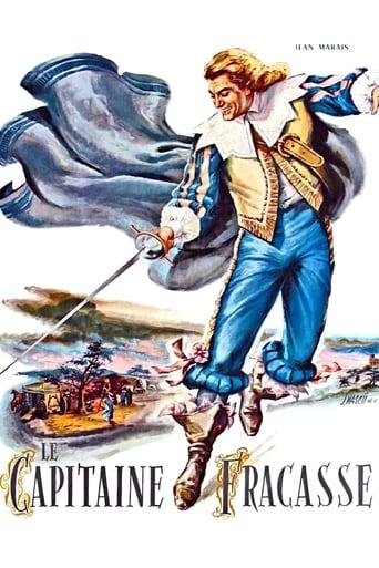 Poster of Captain Fracasse