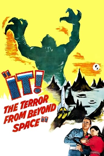 Poster of It! The Terror from Beyond Space