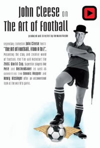 Poster of The Art of Football from A to Z