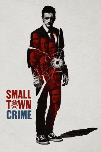 Poster of Small Town Crime