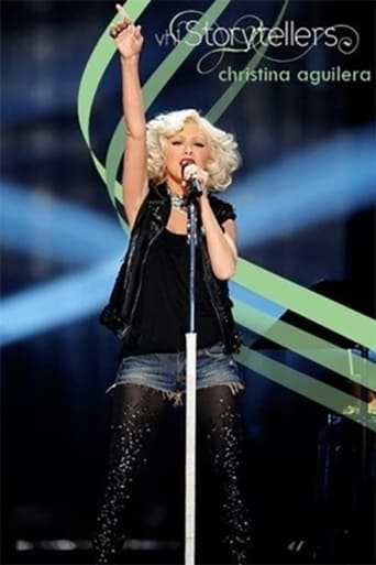Poster of Christina Aguilera: VH1 Storytellers