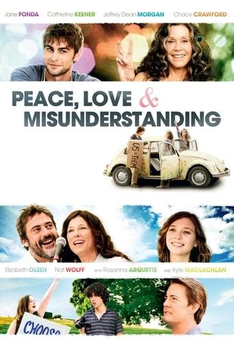 Poster of Peace, Love & Misunderstanding