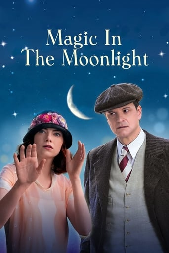 Poster of Magic in the Moonlight