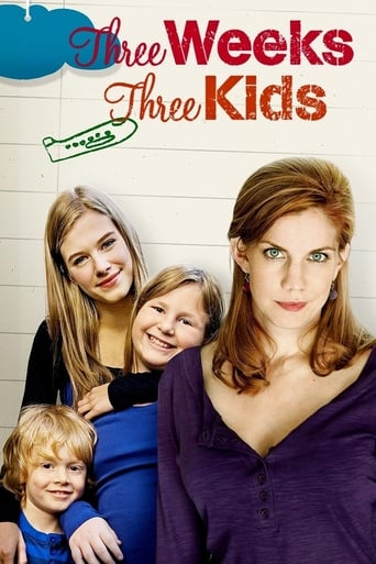Poster of Three Weeks, Three Kids