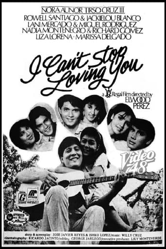 Poster of I Can't Stop Loving You