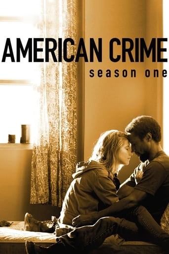 American Crime 1ª Temporada - Poster