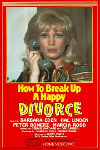 Poster of How to Break Up a Happy Divorce