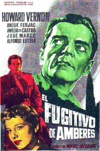 Poster of El fugitivo de Amberes