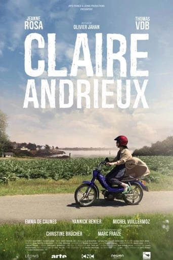 Poster of Claire Andrieux