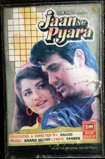 Poster of Jaan Se Pyara