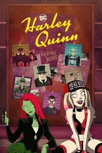 Poster of Harley Quinn