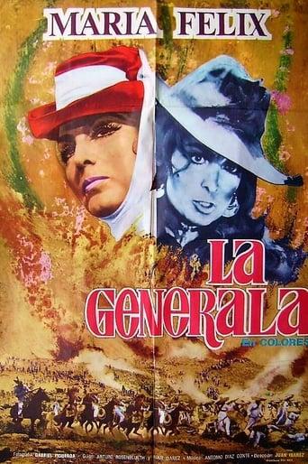 Poster of La generala