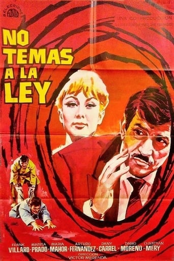 Poster of No temas a la ley